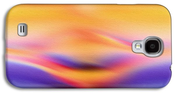 Sun Kissed Galaxy S4 Case by Georgiana Romanovna