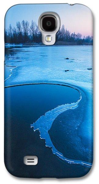 Swan Galaxy S4 Case by Davorin Mance