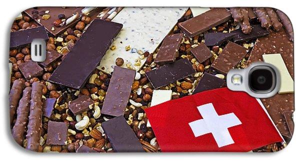 Swiss Chocolate Galaxy S4 Case by Joana Kruse
