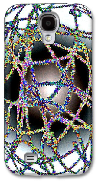 Tangled Web Galaxy S4 Case