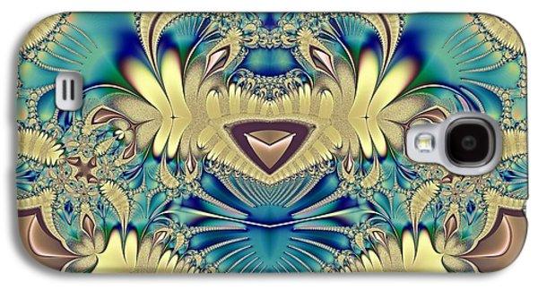 Teddy Galaxy S4 Case by Sharon Lisa Clarke