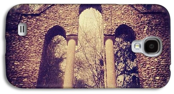 Decorative Galaxy S4 Case - The Arches by Tom Crask