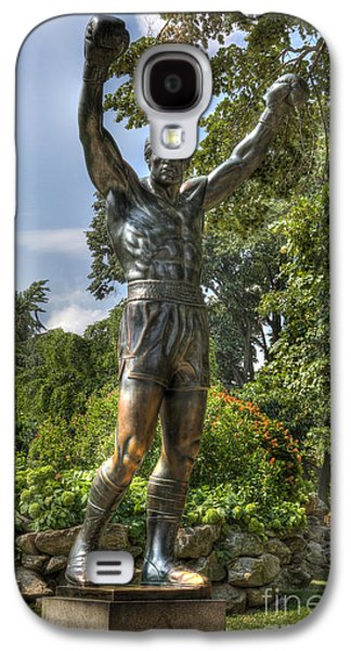 The Bronze Stallion II - Rocky Balboa - Philadelphia - Pennsylvania - Rocky Steps Galaxy S4 Case by Lee Dos Santos
