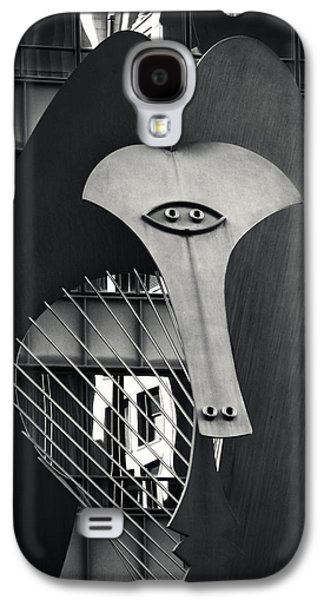 The Chicago Picasso Galaxy S4 Case