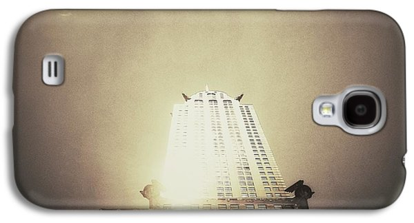 Light Galaxy S4 Case - The Chrysler Building - New York City by Vivienne Gucwa
