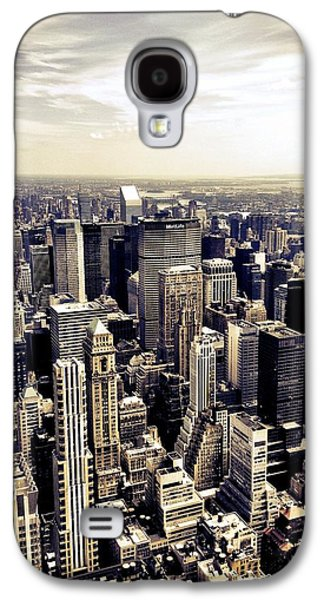 The Chrysler Building And Skyscrapers Of New York City Galaxy S4 Case
