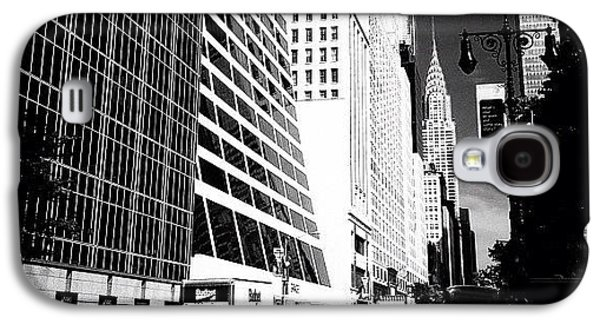 The Chrysler Building In New York City Galaxy S4 Case