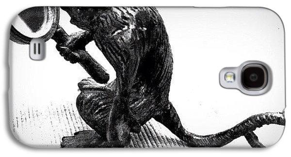 Follow Galaxy S4 Case - The Curious by Matthew Blum