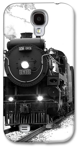 Train Galaxy S4 Case - The Empress by Vivian Christopher