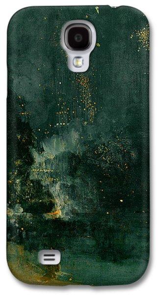 The Falling Rocket Galaxy S4 Case