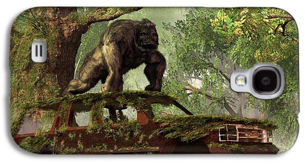 The Gorilla's Suv Galaxy S4 Case
