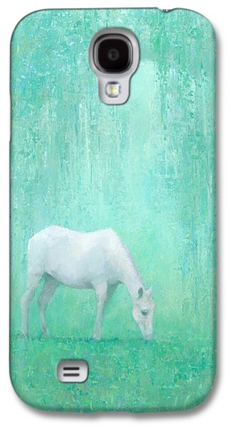 The Green Glade Galaxy S4 Case by Steve Mitchell