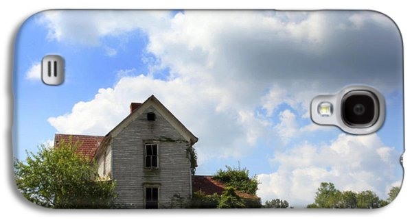 The House On The Hill Galaxy S4 Case by Karen Wiles