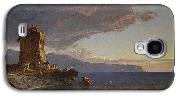 The Isle Of Capri Galaxy S4 Case