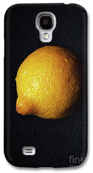 The Lazy Lemon Galaxy S4 Case by Andee Design
