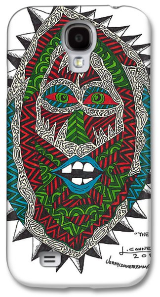 The Mystic Galaxy S4 Case by Jerry Conner