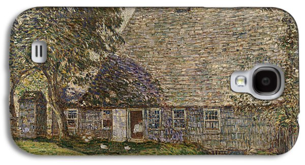 The Old Mulford House Galaxy S4 Case by Childe Hassam