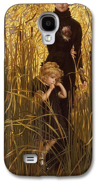 The Orphan Galaxy S4 Case by James Jacques Joseph Tissot