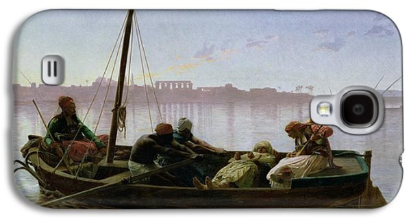 The Prisoner Galaxy S4 Case by Jean Leon Gerome
