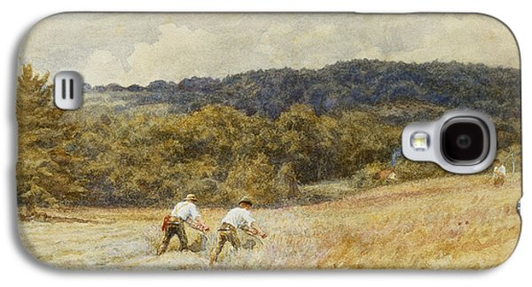 The Reapers Galaxy S4 Case by Helen Allingham