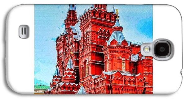 The State Historical Museum (russian: Galaxy S4 Case