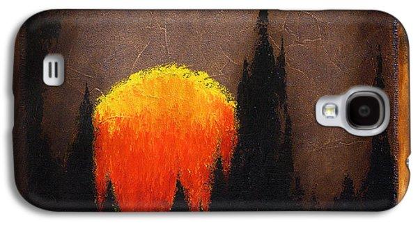 The Sun Galaxy S4 Case by Mauro Celotti