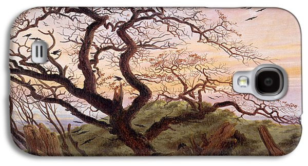 The Tree Of Crows Galaxy S4 Case