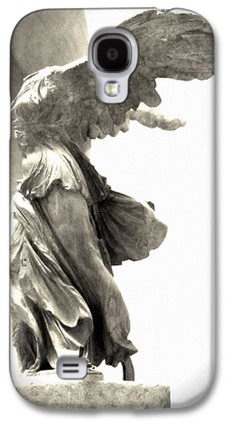 The Winged Victory - Paris Louvre Galaxy S4 Case