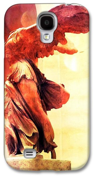The Winged Victory  Galaxy S4 Case by Marianna Mills