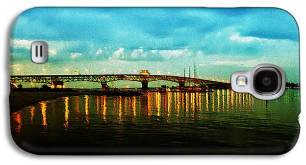 The York River Galaxy S4 Case by Bill Cannon