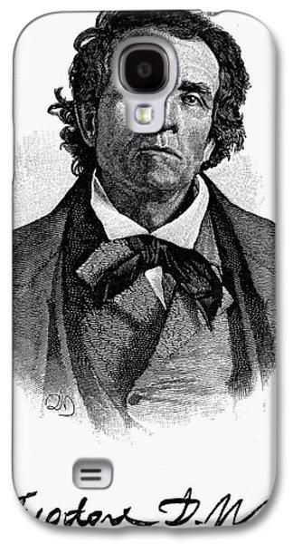Theodore D. Weld (1803-1895) Galaxy S4 Case