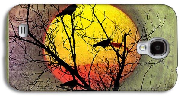 Three Blackbirds Galaxy S4 Case