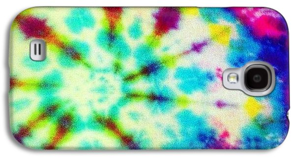 Cool Galaxy S4 Case - Tiedye by Katie Williams