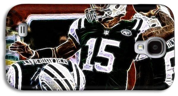 Tim Tebow  -  Ny Jets Quarterback Galaxy S4 Case by Paul Ward