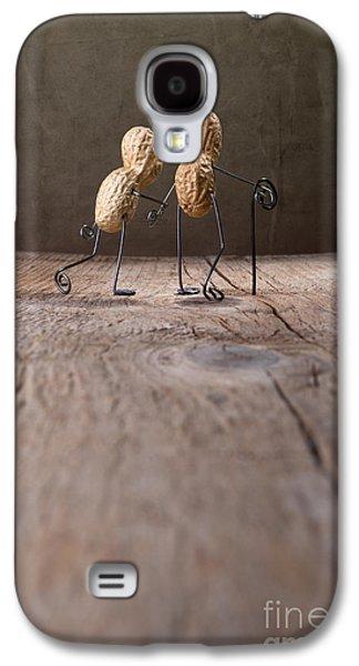 Together 03 Galaxy S4 Case by Nailia Schwarz
