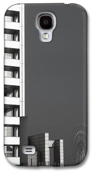 Tokyo's Devil's Wheel Galaxy S4 Case by Naxart Studio
