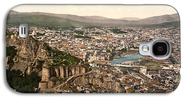 Town Fortress In Tbilisi - Georgia Galaxy S4 Case by International  Images