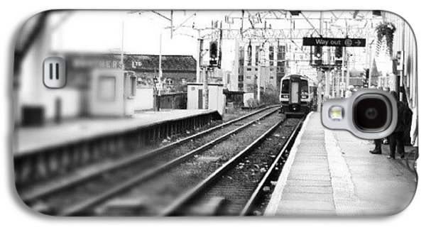 Classic Galaxy S4 Case - #train #trainstation #station by Abdelrahman Alawwad