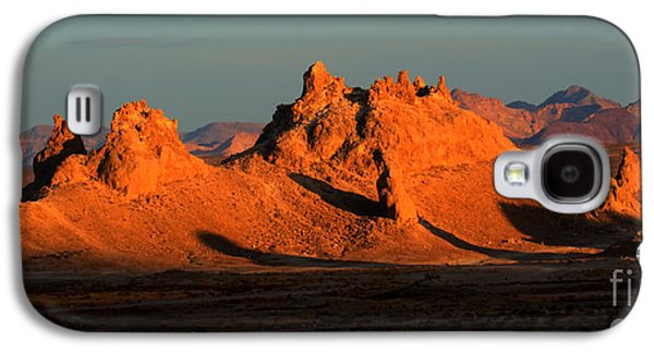 Trona Pinnacles Panorama Galaxy S4 Case