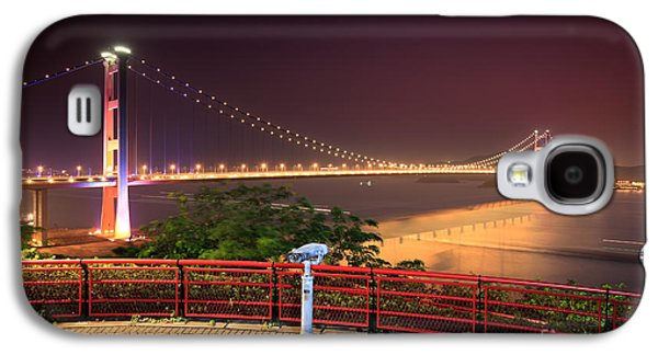 Tsing Ma Bridge Galaxy S4 Case
