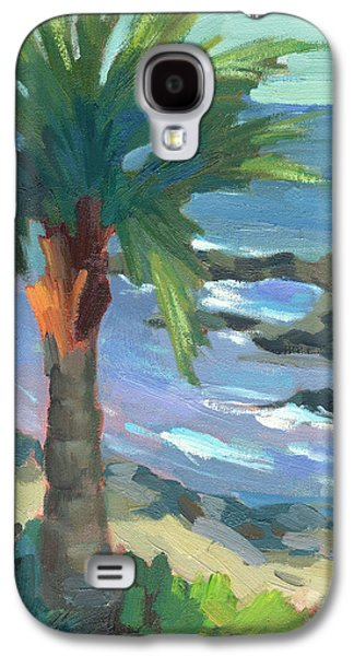 Change Paintings Galaxy S4 Cases - Turquoise Water Galaxy S4 Case by Diane McClary