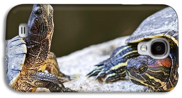Turtle Conversation Galaxy S4 Case