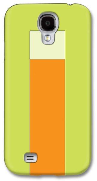 Minimalist Galaxy S4 Case - Ula by Naxart Studio