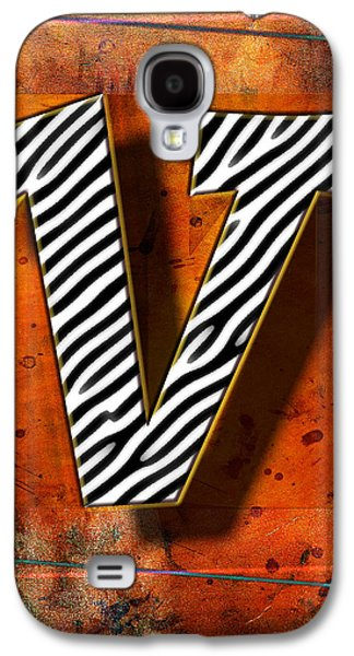 V Galaxy S4 Case by Mauro Celotti