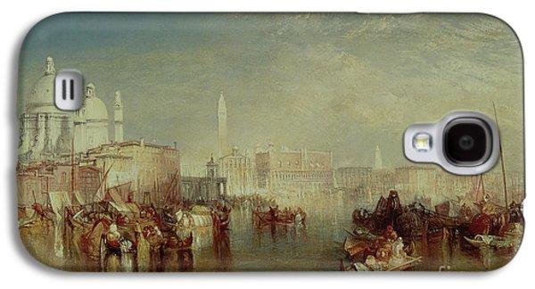 Venice Galaxy S4 Case by Joseph Mallord William Turner