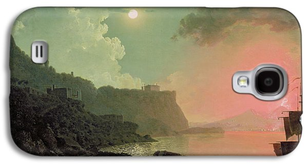 Vesuvius From Posillipo Galaxy S4 Case
