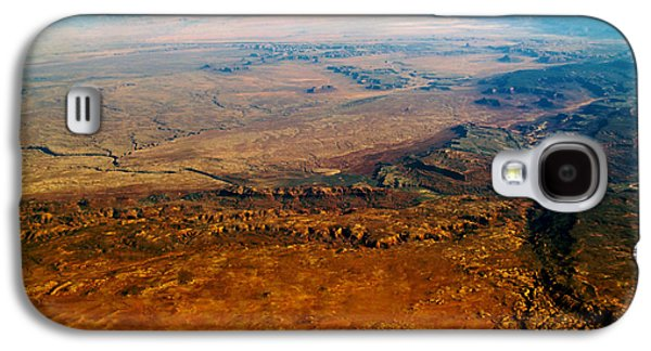 View From Above Vi Galaxy S4 Case by Patricia Griffin Brett
