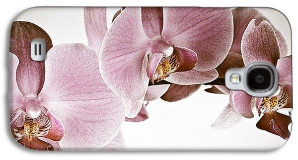 Vintage Orchid Galaxy S4 Case