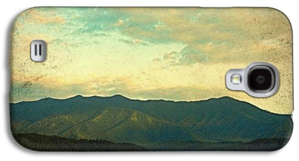 Edit Galaxy S4 Case - Vintage Smokies by Mari Posa