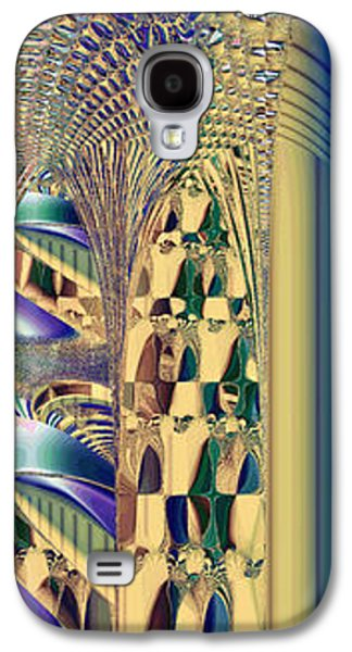 Waiting In The Sand Galaxy S4 Case by Betsy Knapp